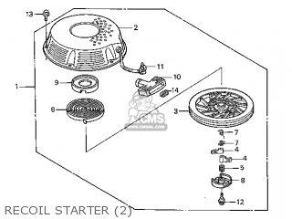 Honda GXV270K1\DX44\10ZE801 parts lists and schematics