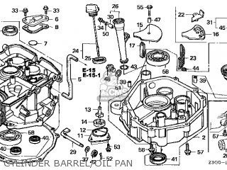 Honda GXV390A1\DA23\14Z1G501 parts lists and schematics