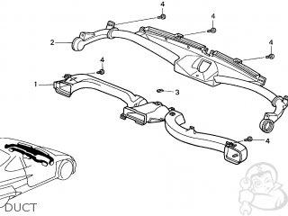 Honda INSIGHT 2000 (Y) 3DR DX (KA) parts lists and schematics