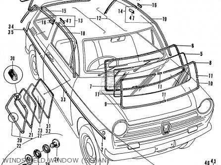 Honda N600 Manual