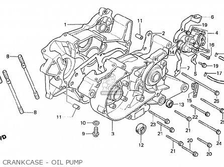 Honda Mbx50 Fwdd (switzerland) parts list partsmanual