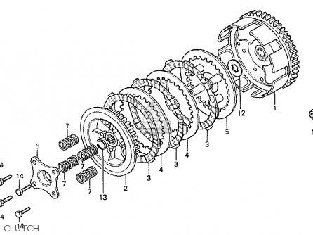 Honda Mbx50fwd South Africa parts list partsmanual partsfiche