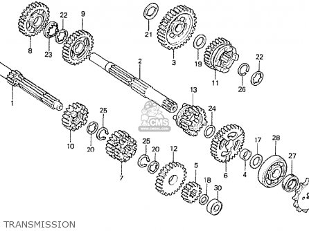 Honda MBX50FWDF SOUTH AFRICA parts lists and schematics