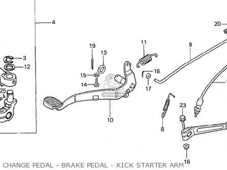 Honda Mbx50swdd Belgium parts list partsmanual partsfiche