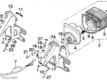 Wiring Diagram Honda Ca95 Honda S65 Wiring Diagram Wiring