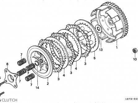 Honda MT50S 1990 (L) BELGIUM parts lists and schematics