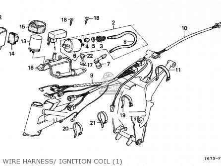 Honda MT50S 1990 (L) SWEDEN parts lists and schematics
