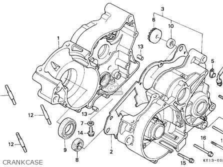 Honda 5 Wire Ignition Switch Wire Diagram