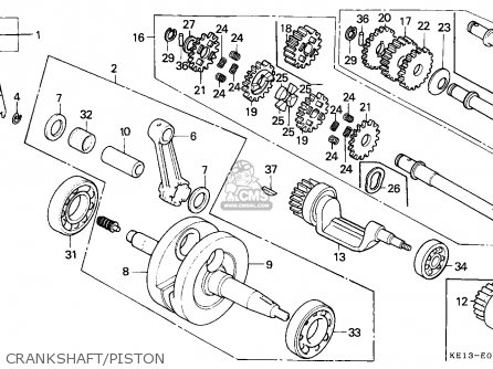 Easy Motorcycle Wiring Diagram