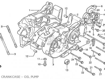 Honda Mtx50rff South Africa parts list partsmanual partsfiche