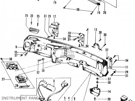 Honda N1300 COUPE 77 7 SERIES (KU KT KQ) parts lists and
