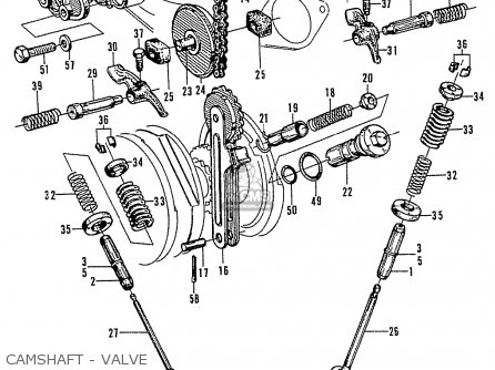 Honda N360 parts list partsmanual partsfiche