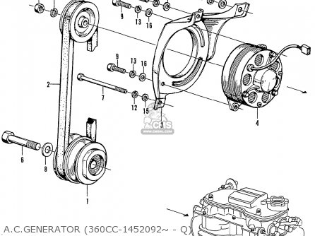 Honda N360 Coupe Stationwagon (kb Kd Ke Kf Kg Kj Kp Kq Ks