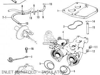 Honda N360 Life (kt Kq Ku) parts list partsmanual partsfiche