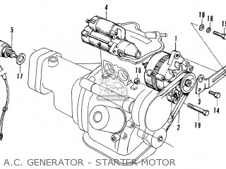 Honda N360K1 LIFE (KT KU) parts lists and schematics
