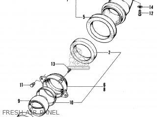 Honda N360k1 Life (kt Ku) parts list partsmanual partsfiche