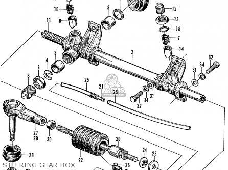 Model T Steering Gear Box Model T Speedometer Wiring