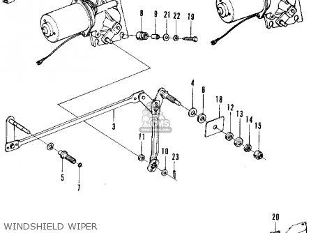 Honda N600 Sedan 1970 2dr (ka) parts list partsmanual