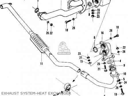 Honda N600 SEDAN 1972 2DR (KA) parts lists and schematics