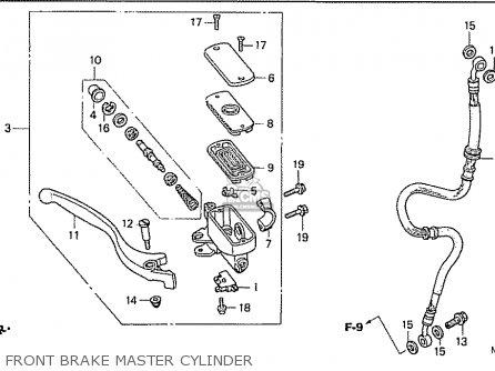 Honda Nas750m Rc39 Japanese Domestic parts list