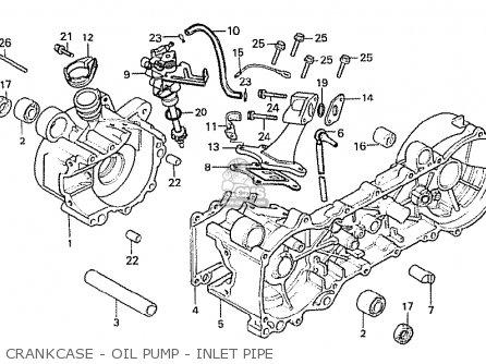 Honda Ncz50 Motocompo 1981 (b) France parts list