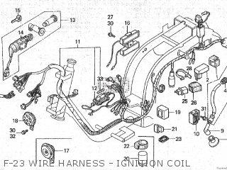 Honda NH50MD 1983 (D) parts lists and schematics