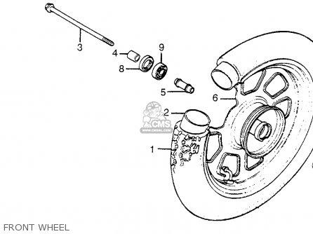 Honda NH80 AERO 80 1985 (F) USA parts lists and schematics