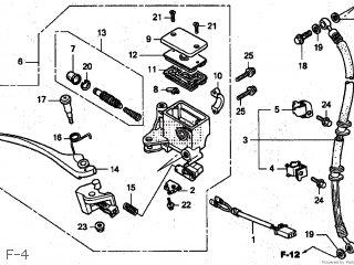 Honda NHX110WH LEAD 2008 (8) JAPAN JF19-100 parts lists