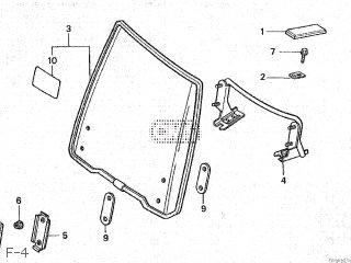 Honda NJ50MD GYRO X 2004 (4) JAPAN TD01-240 parts lists