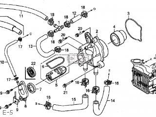 Honda NPS50 ZOOMER 2004 (4) JAPAN AF58-130 parts lists and