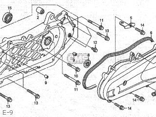 Honda NPS50 ZOOMER.DX 2011 (B) JAPAN AF58-190 parts lists