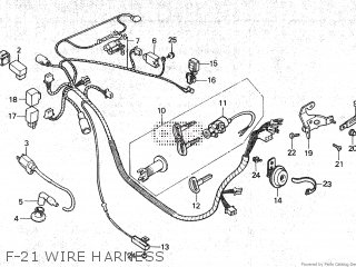 Honda NQ50 1986 (G) parts lists and schematics