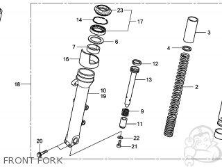 Honda NSA700A DN01 2008 (8) EUROPEAN DIRECT SALES parts