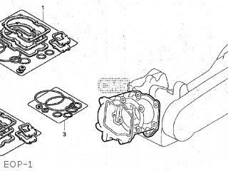 Honda NSC50SH DIO CESTA 2006 (6) JAPAN AF62-520 parts