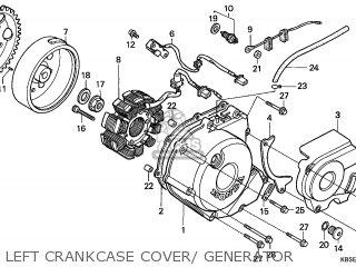 Honda NSR125R 2001 (1) FRANCE / CMF parts lists and schematics