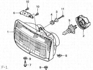 Honda NSR250R3 1994 (R) JAPAN MC28-100 parts lists and