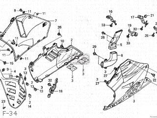 Honda NSR250R3 1996 (T) JAPAN MC28-120 parts lists and