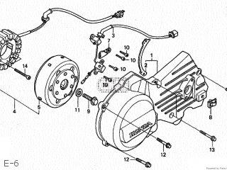 Honda NSR250R9 1990 (L) JAPAN MC21-102 parts lists and