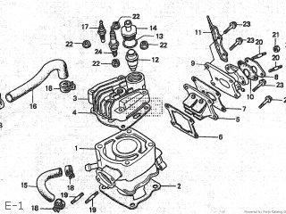 Honda NSR50 TYPE IV 1988 (J) JAPAN AC10-110 parts lists