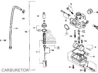 Honda NSR50R 2004 (4) USA parts lists and schematics