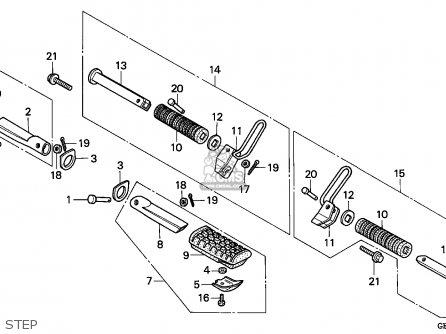 Honda Nsr Wiring Diagram Honda Parts Diagram Wiring