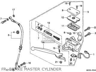Honda NSR50S 1994 (R) BELGIUM / HOR parts lists and schematics