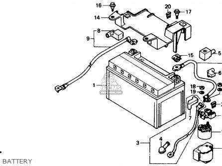 Honda NT650 HAWK GT 1991 (M) CALIFORNIA parts lists and