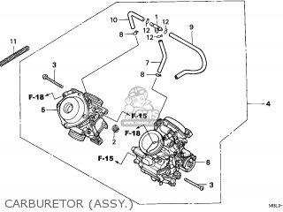 Honda Nt650v Deauville 1998 (w) France parts list