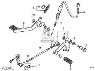 Honda NT650V DEAUVILLE 2005 (5) EUROPEAN DIRECT SALES