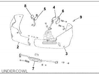 Honda NT700V 2006 (6) AUSTRALIA parts lists and schematics