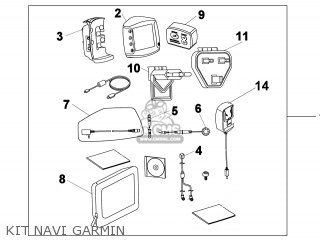 Honda NT700V 2007 (7) EUROPEAN DIRECT SALES parts lists