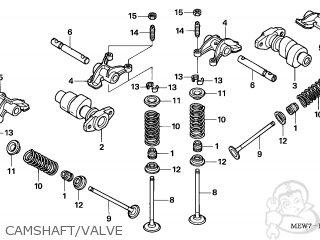 Honda NT700V DEAUVILLE 2010 (A) ENGLAND / MKH parts lists