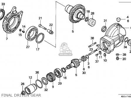 Honda NTV650 REVERE 1988 (J) EUROPEAN DIRECT SALES parts