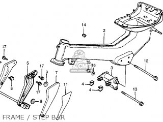 Honda NU50M URBAN EXPRESS DELUXE 1982 (C) USA parts lists
